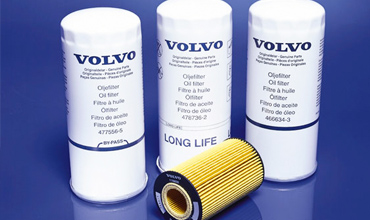 Volvo-Filters